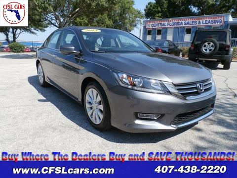 2013 Honda Accord for sale in Orlando, FL