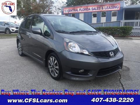 2013 Honda Fit for sale in Orlando, FL