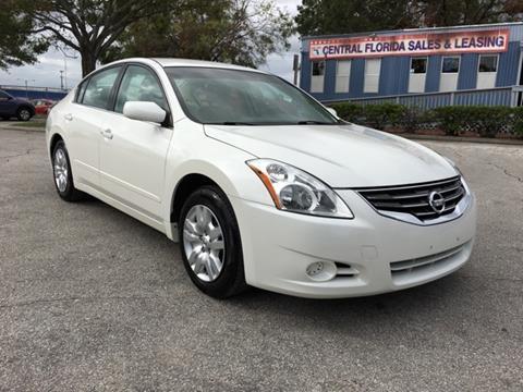 2012 Nissan Altima for sale in Orlando, FL