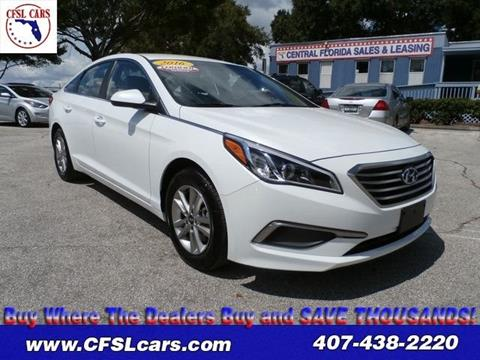 2016 Hyundai Sonata for sale in Orlando, FL