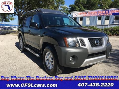 2015 Nissan Xterra For Sale In Orlando, FL