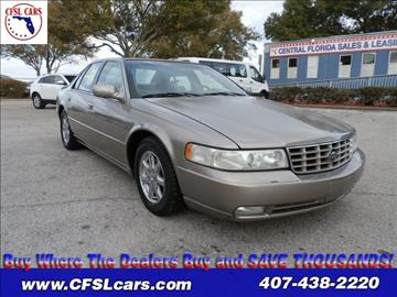 2001 Cadillac Seville for sale in Orlando, FL
