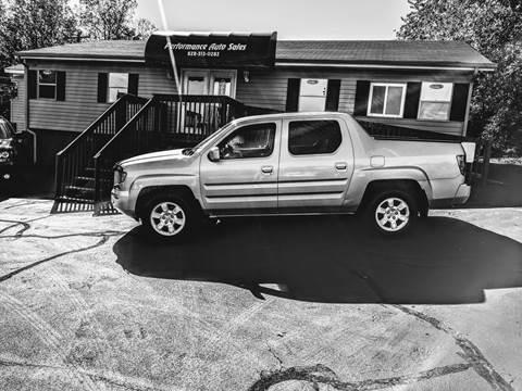 2007 Honda Ridgeline for sale in Hickory, NC
