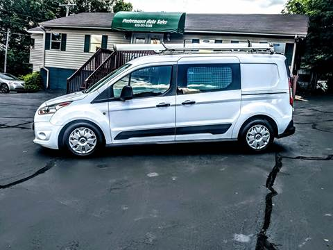 2014 Ford Transit Connect Cargo for sale in Hickory, NC