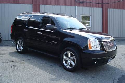 2009 GMC Yukon for sale at Howe's Auto Sales in Lowell MA