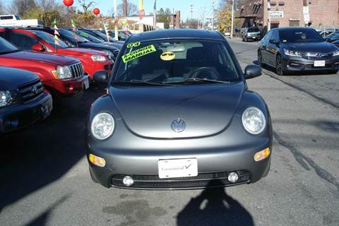 2004 Volkswagen New Beetle for sale at Howe's Auto Sales in Lowell MA
