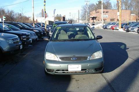 2005 Ford Focus for sale at Howe's Auto Sales in Lowell MA