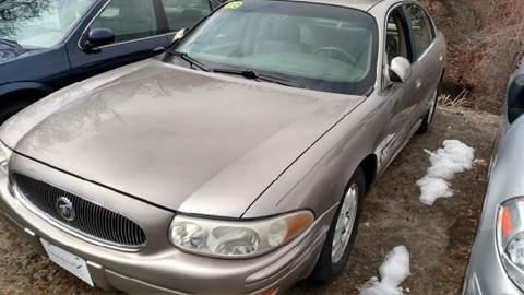 2000 Buick LeSabre for sale at Howe's Auto Sales in Lowell MA