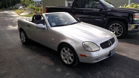 1998 Mercedes-Benz SLK for sale at Howe's Auto Sales in Lowell MA