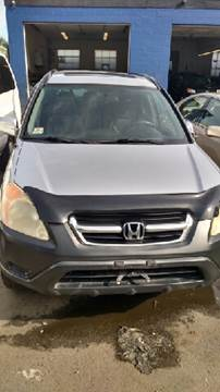 2002 Honda CR-V for sale at Howe's Auto Sales in Lowell MA