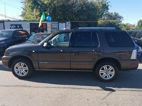2008 Mercury Mountaineer for sale in Lowell, MA