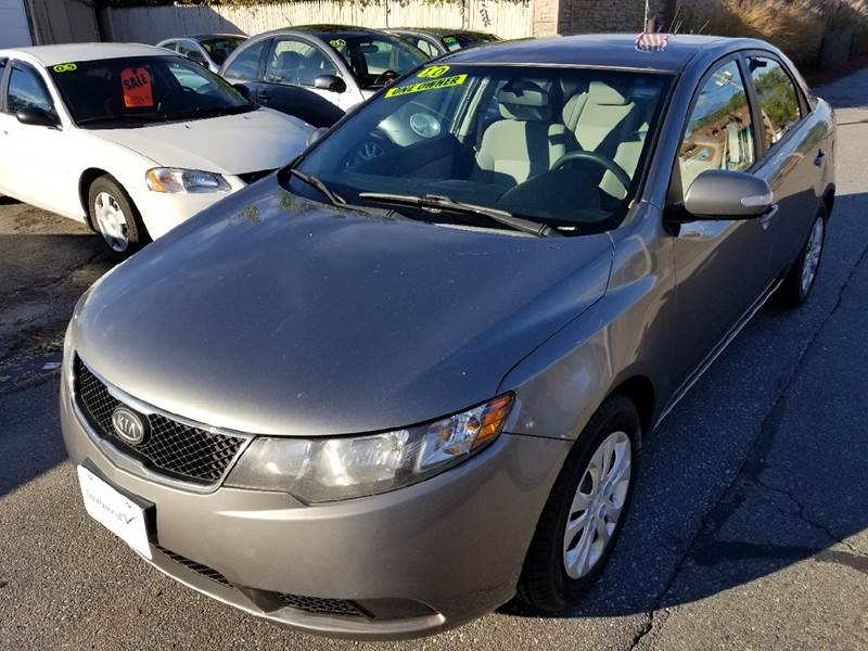 2010 Kia Forte For Sale At Howeu0027s Auto Sales In Lowell MA