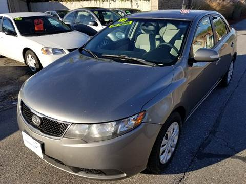 2010 Kia Forte for sale at Howe's Auto Sales in Lowell MA