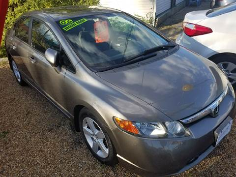 2006 Honda Civic for sale at Howe's Auto Sales in Lowell MA