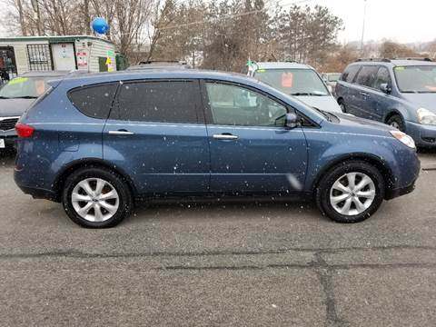 2006 Subaru B9 Tribeca for sale at Howe's Auto Sales in Lowell MA