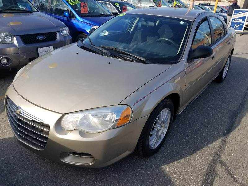 2004 Chrysler Sebring for sale at Howe's Auto Sales in Lowell MA