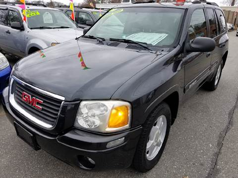 2003 GMC Envoy for sale at Howe's Auto Sales in Lowell MA