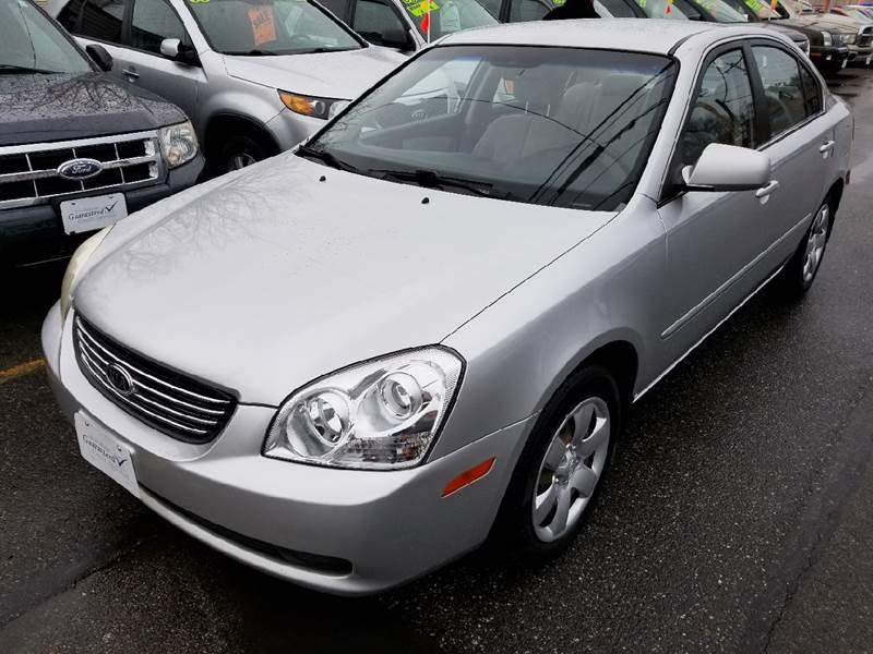 2008 Kia Optima For Sale At Howeu0027s Auto Sales In Lowell MA