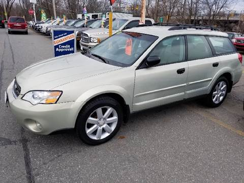 2006 Subaru Outback for sale at Howe's Auto Sales in Lowell MA