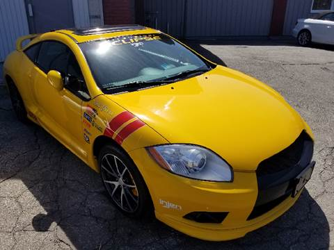 2009 Mitsubishi Eclipse for sale at Howe's Auto Sales in Lowell MA