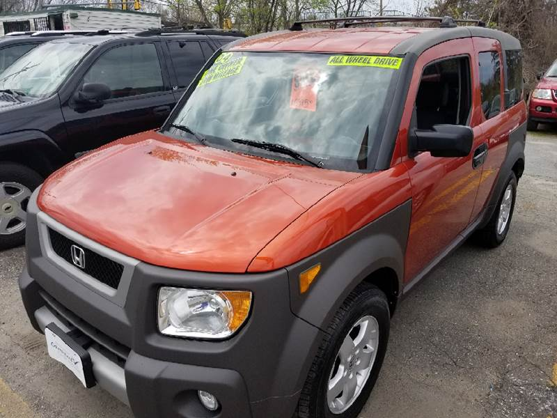 Howes Auto Honda Lowell 2004Ma Element Ex Sales vN0wm8nO