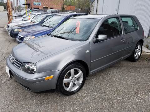 2004 Volkswagen GTI for sale at Howe's Auto Sales in Lowell MA