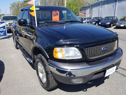 2003 Ford F-150 for sale at Howe's Auto Sales in Lowell MA