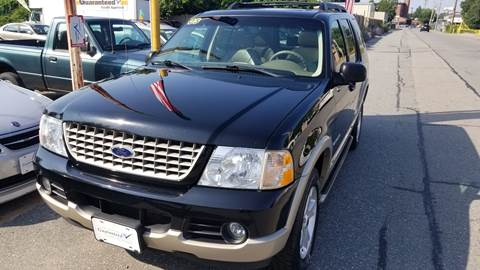 2005 Ford Explorer for sale at Howe's Auto Sales in Lowell MA