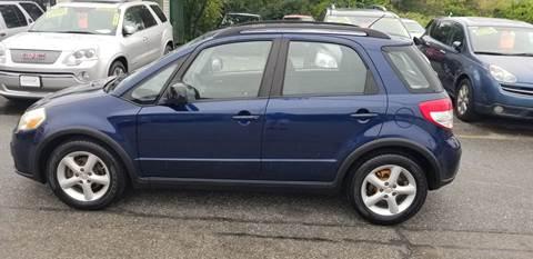 2008 Suzuki SX4 Crossover for sale in Lowell, MA