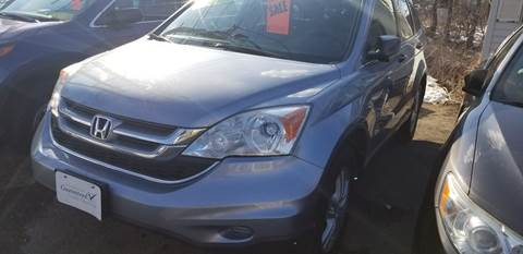2011 Honda CR-V for sale in Lowell, MA