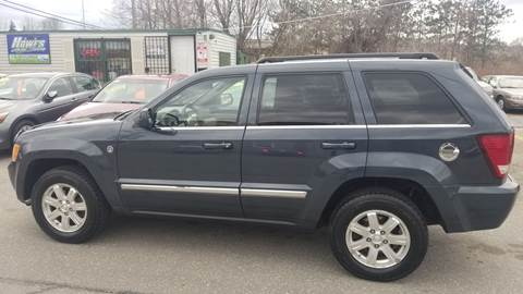 2008 Jeep Grand Cherokee for sale in Lowell, MA
