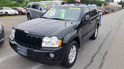 2007 Jeep Grand Cherokee for sale in Lowell, MA