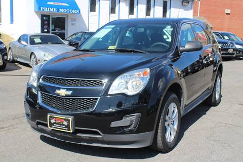 2011 Chevrolet Equinox for sale in Arlington, VA