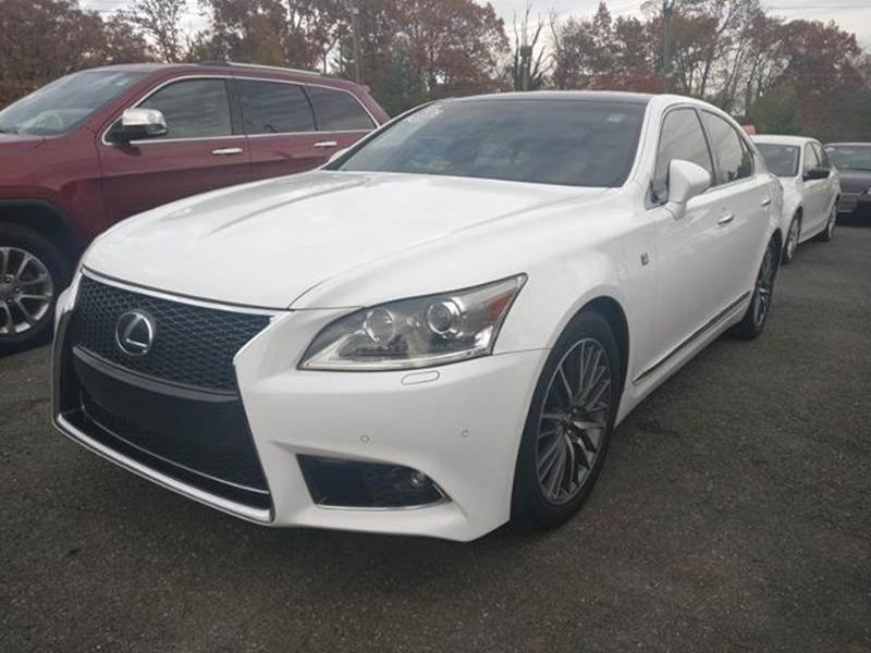 motor detail sale dealer owned for lexus pre at ls matthews by company