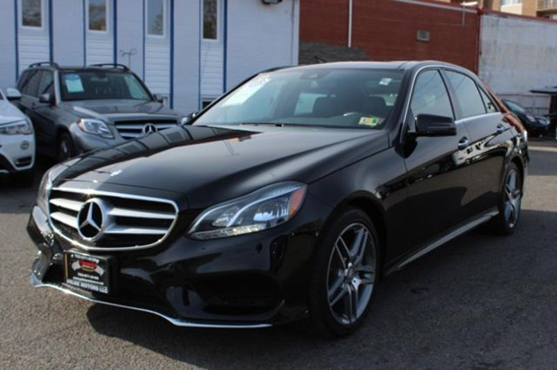 2015 Mercedes Benz E Class For Sale At PRIME MOTORS LLC In Arlington VA