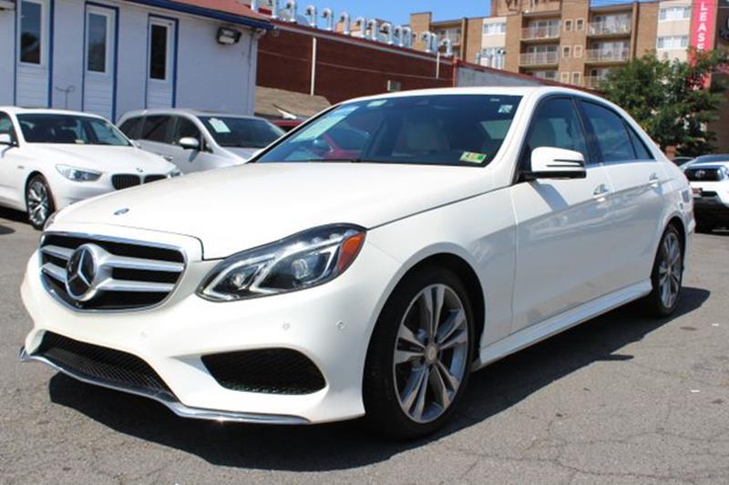 2014 Mercedes Benz E Class For Sale At PRIME MOTORS LLC In Arlington VA