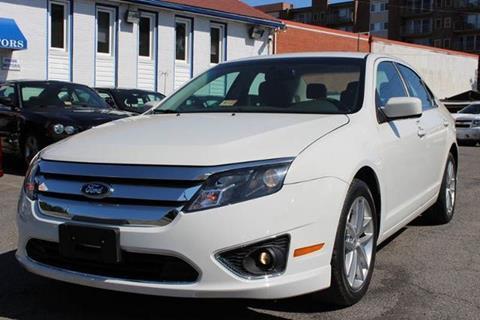 2012 Ford Fusion for sale in Arlington, VA