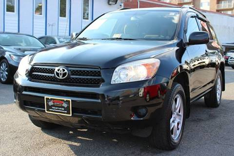 2008 Toyota RAV4 for sale at PRIME MOTORS LLC in Arlington VA