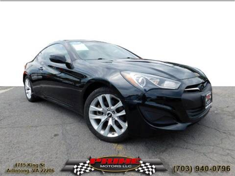 Used Hyundai Genesis Coupe For Sale In Temple Hills Md