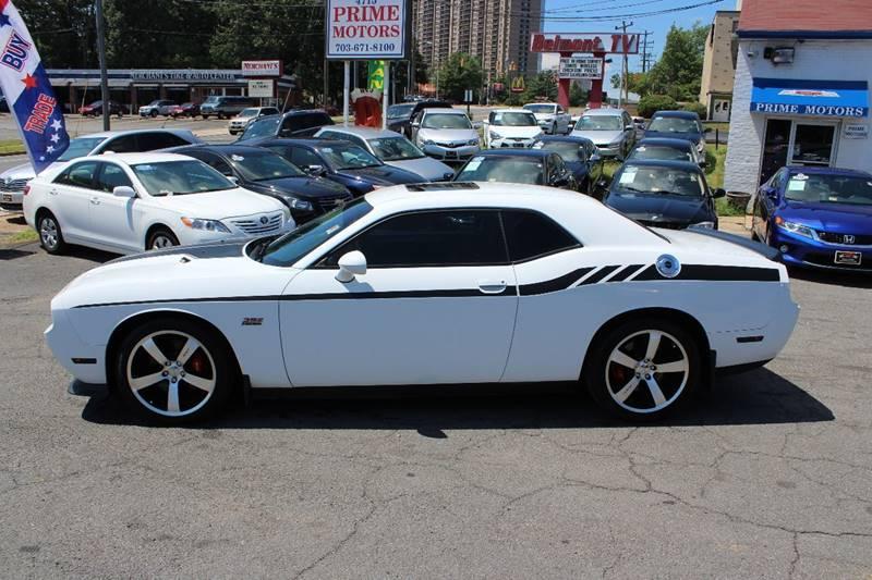contact - 2012 Dodge Challenger Srt8 392