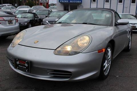 2004 Porsche Boxster for sale in Arlington, VA
