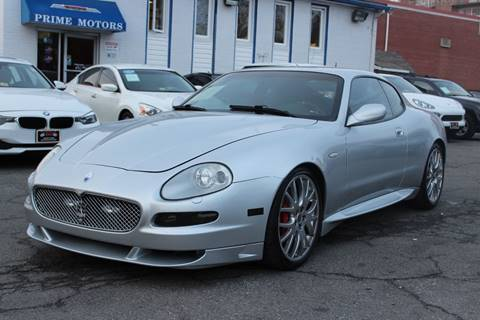 2005 Maserati GranSport for sale in Arlington, VA