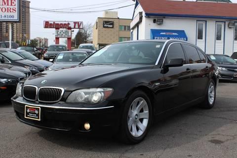 2008 BMW 7 Series for sale in Arlington, VA