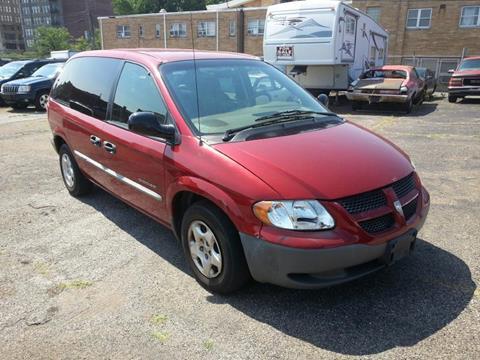 2001 Dodge Caravan for sale in Saint Louis, MO