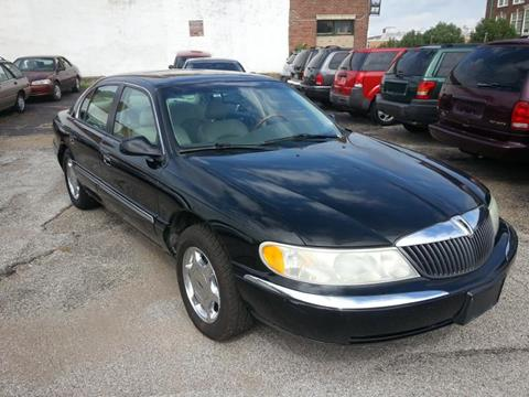 2001 Lincoln Continental for sale in Saint Louis, MO