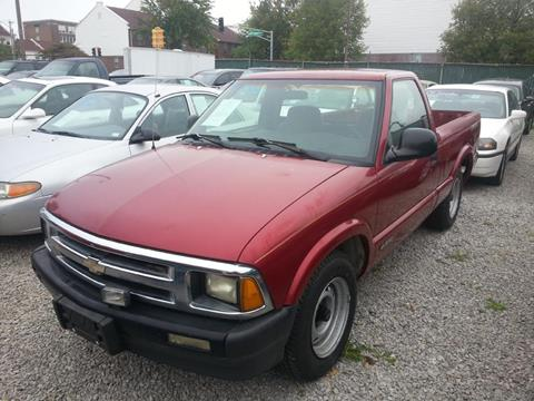 1997 Chevrolet S-10 for sale in Saint Louis, MO