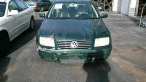 2001 Volkswagen Jetta for sale in Saint Louis, MO