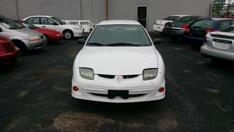 2002 Pontiac Sunfire for sale in Saint Louis, MO