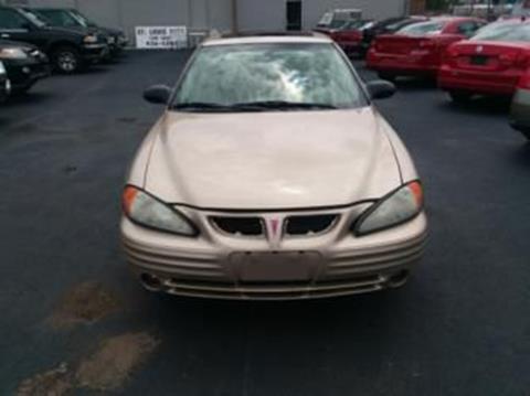 2002 Pontiac Grand Am for sale in Saint Louis, MO