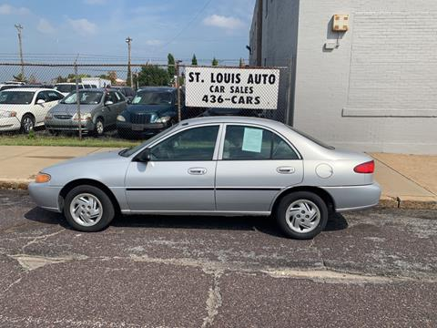 1998 Ford Escort for sale in Saint Louis, MO